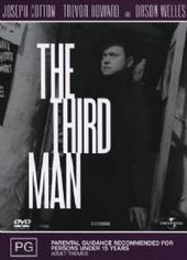 The Third Man on DVD