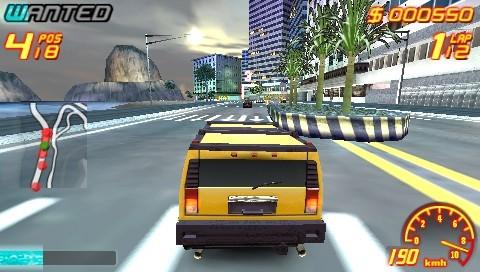 Asphalt: Urban GT 2 for PSP image