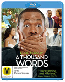 A Thousand Words on Blu-ray