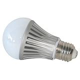 Warm White LED Light Bulb, E27 screw base, 5w 410lm