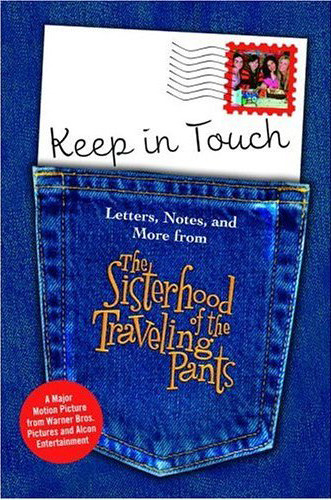 Sisterhood Travelling Pants by Ann Brashares