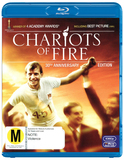 Chariots of Fire on Blu-ray