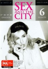 Sex And The City - Season 6: Disc 5 on DVD