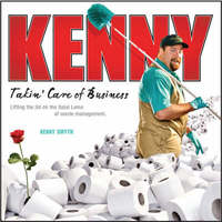 Kenny: Takin' Care of Business by Kenny Smyth image