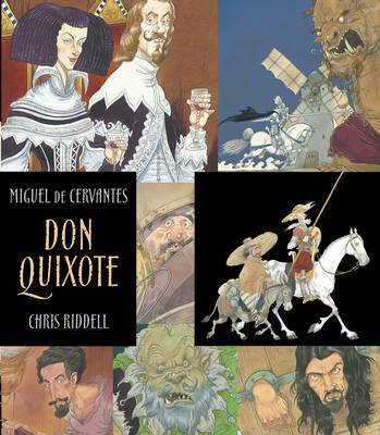 Don Quixote (Walker Illustrated Classics) by Miguel de Cervantes