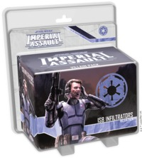 Star Wars: Imperial Assault: ISB Infiltrators - Villain Pack