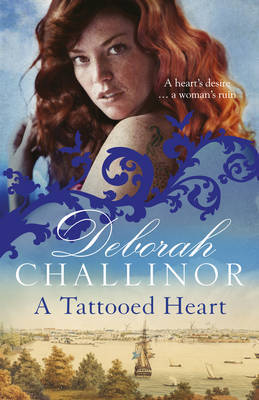 A Tattooed Heart by Deborah Challinor image