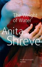 The Weight of Water by Anita Shreve image