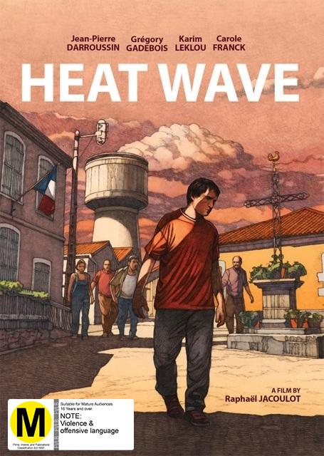 Heat Wave on DVD