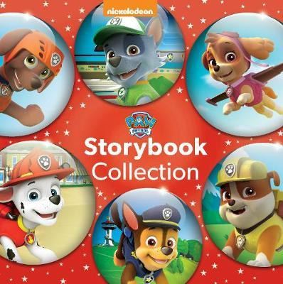 Nickelodeon PAW Patrol Storybook Collection by Parragon Books Ltd