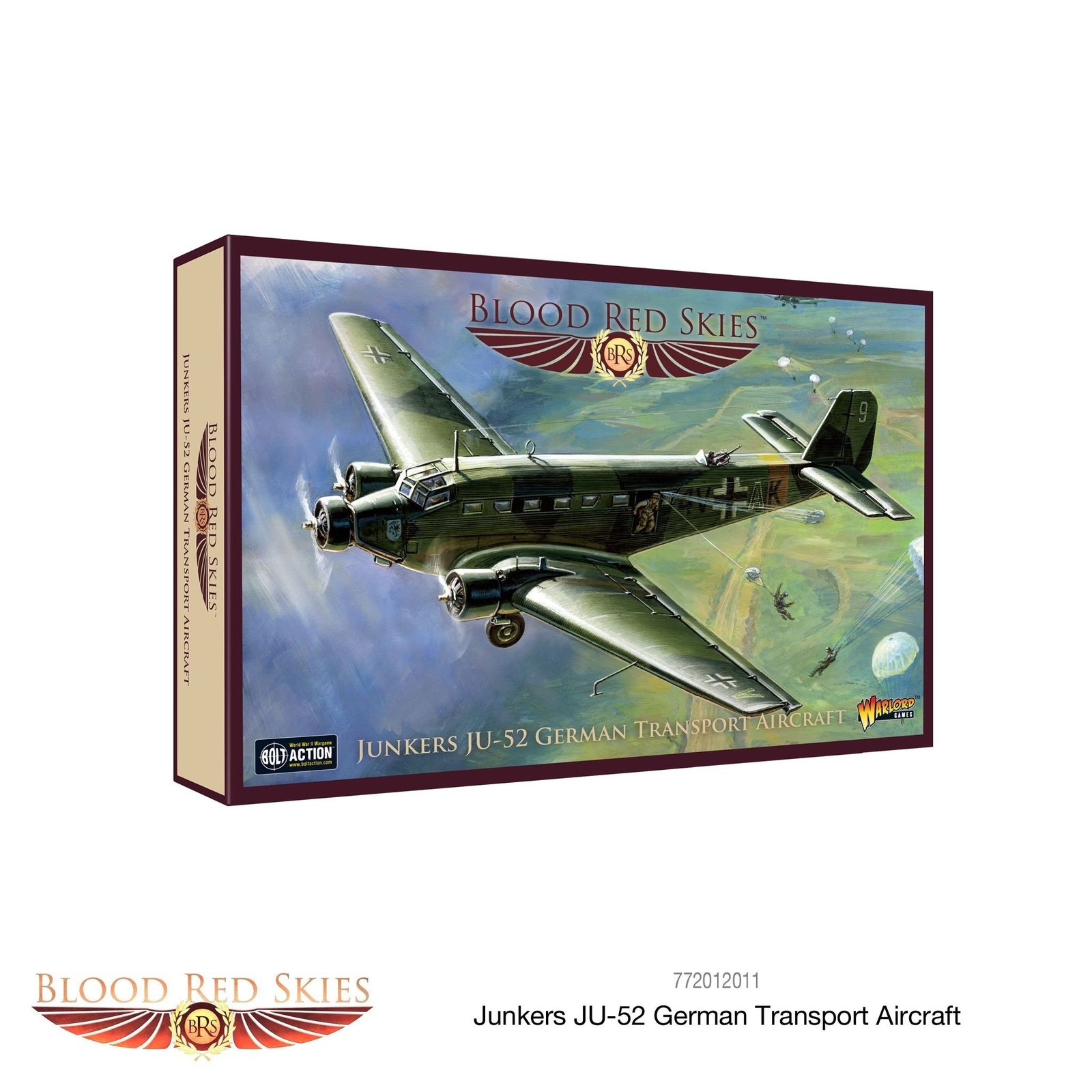 Blood Red Skies: Junkers JU-52 image