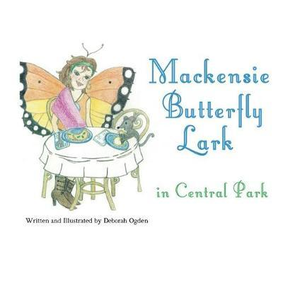 Mackensie Butterfly Lark in Central Park by Deborah Ogden