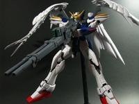 MG 1/100 Wing Gundam Zero Custom (Endless Waltz Ver) - Model Kit