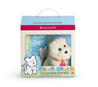 Coconut Book & Pet Package