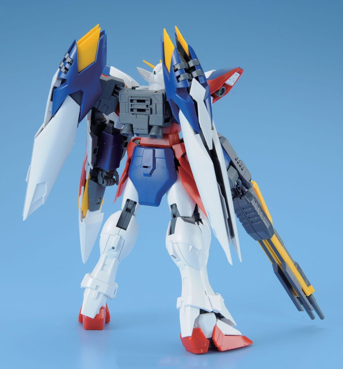 MG 1/100 Wing Gundam Proto Zero EW Ver. - Model Kit image