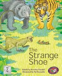 The Strange Shoe by Beverley Randell image