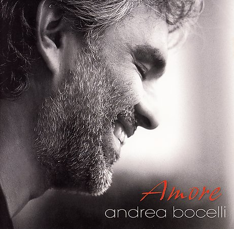 Amore by Andrea Bocelli image