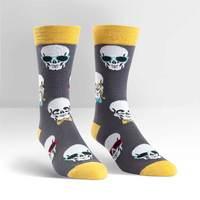 Mens - Dapper Dandies Crew Socks