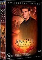 Angel Season 1 Box Set Volume 1 on DVD