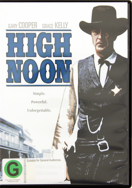 High Noon on DVD