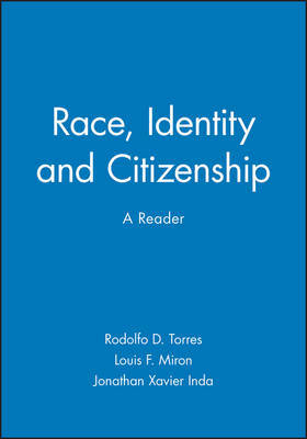 Race, Identity and Citizenship