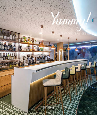 Yummy! Restaurant and Bar Design by Ma Wei