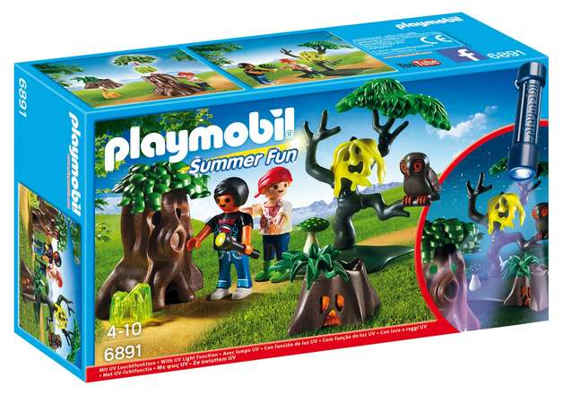 Playmobil: Summer Fun - Night Walk