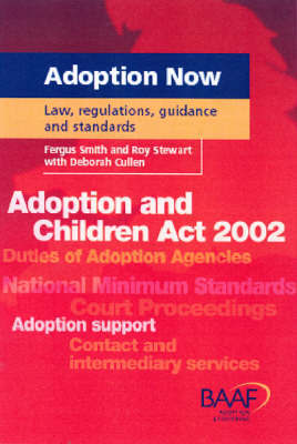 Adoption Now by Fergus Smith