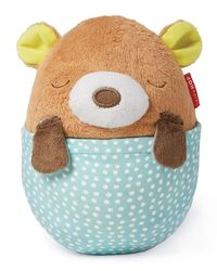 Skip Hop: Moonlight & Melodies Hug Me Projection Soother - Bear