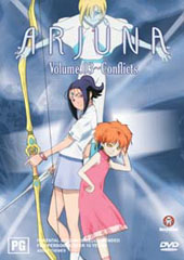 Arjuna - Volume 3 on DVD