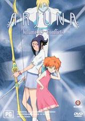 Arjuna - Volume 3 on DVD