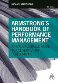 Armstrong's Handbook of Performance Management by Michael Armstrong