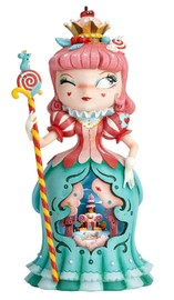 The World of Miss Mindy Candy Queen Statue