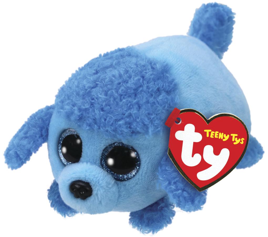 Ty Teeny: Lexi Poodle - Small Plush image
