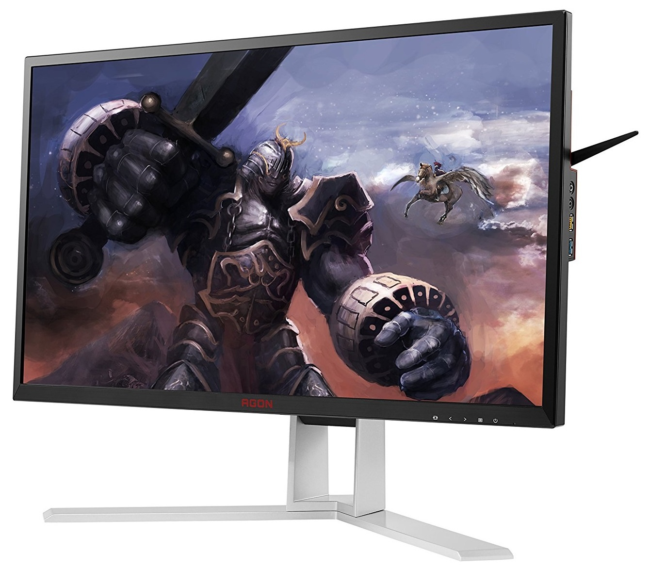 "27"" AOC Agon UHD 60hz 4ms G-Sync Gaming Monitor image"
