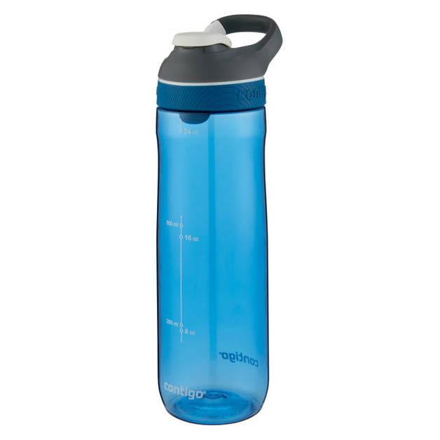 """Cortland """"Autoseal"""" Bottle 720ml - Blue"""