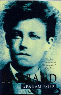 Rimbaud by Graham Robb image