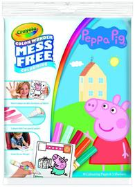 Crayola: Colour Wonder Colouring Set - Peppa Pig
