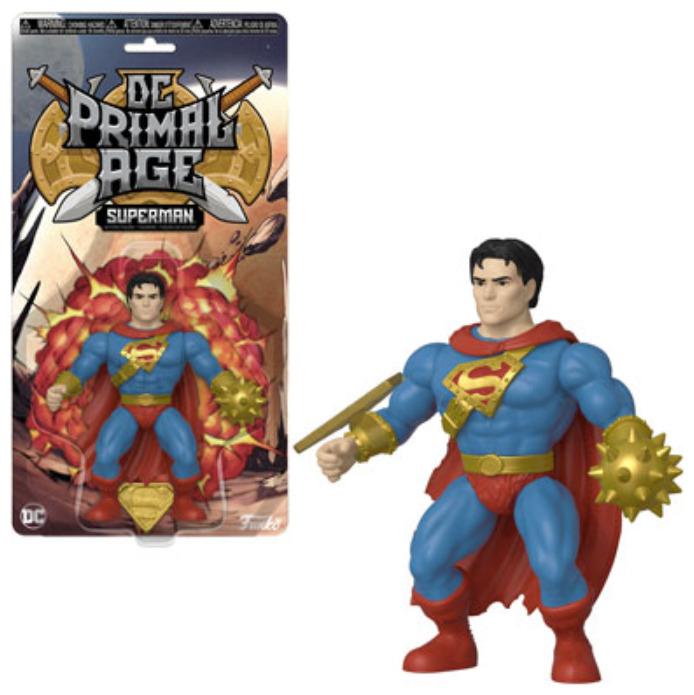 "DC Primal Age: Superman - 5"" Action Figure image"