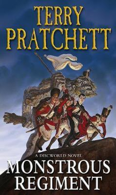 Monstrous Regiment (City Watch / Ankh-Morpork Times) by Terry Pratchett