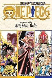 One Piece (Omnibus Edition), Vol. 30 by Eiichiro Oda image