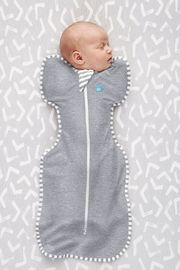 Swaddle UP Original - Grey (New Born)