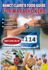 Food Guide for Marathoners by Nancy Clark image