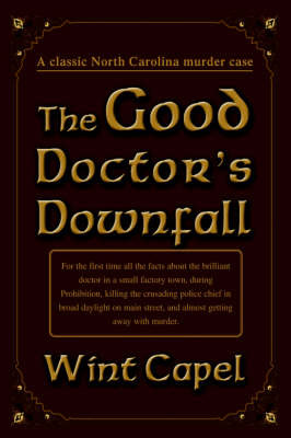 The Good Doctor's Downfall by Wint Capel image