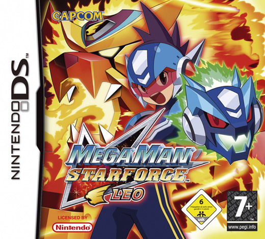 Mega Man Star Force: Leo for Nintendo DS