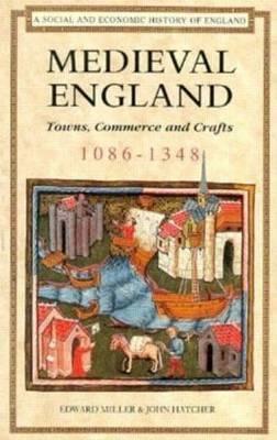 Medieval England by John Hatcher image