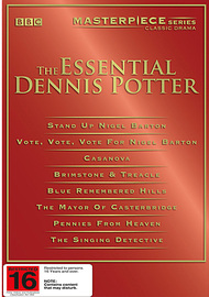 The Essential Dennis Potter Box Set (BBC Masterpiece) on DVD image
