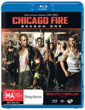 Chicago Fire - The Complete First Season on Blu-ray