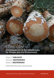 Chernobyl: Consequences of the Catastrophe for People and the Environment image