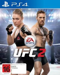 UFC 2 for PS4